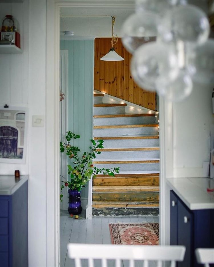 Snapshots From Ida's Charming, Vintage-Inspired Dalarna Home