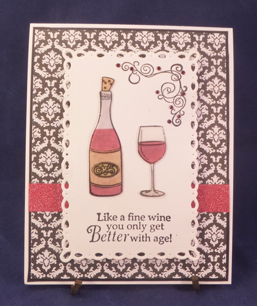 Paper Panacea: Like A Fine Wine, You Only Get Better With