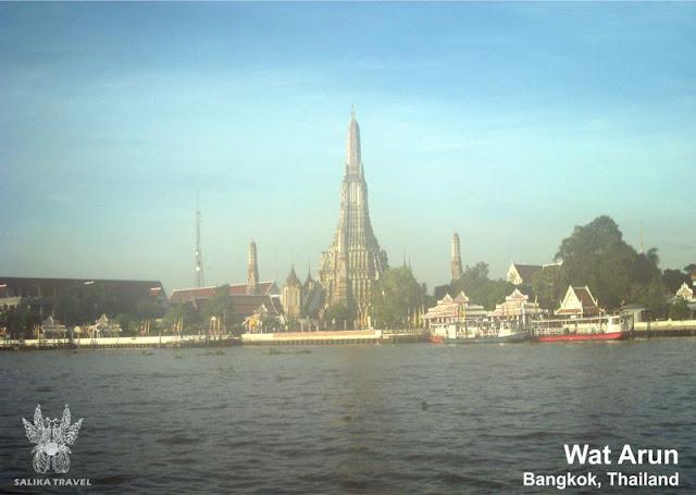 Thailand Tour Package - Wat Arun - Bangkok, Thailand - Salika Travel