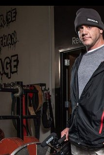 Chris Bell. Director of Bigger Stronger Faster*