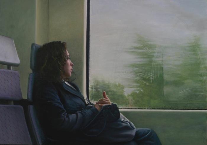 Испанский художник. Carlos Marijuan