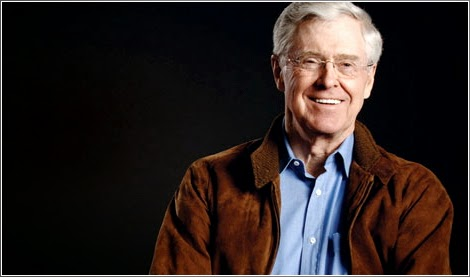 Rich People Charles Koch