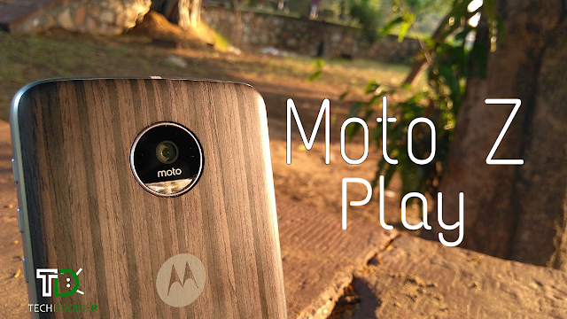 "Moto Z Play Review: You will love this long-lasting ""Modular"" Device"
