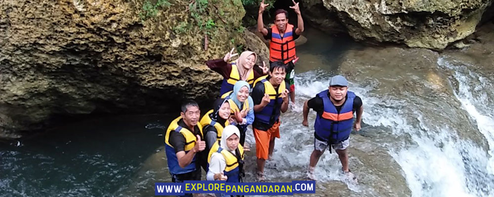 start body rafting wonderhill jojogan pangandaran