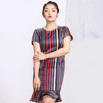 Baju Blouse Artis 2019 Siti Badriah