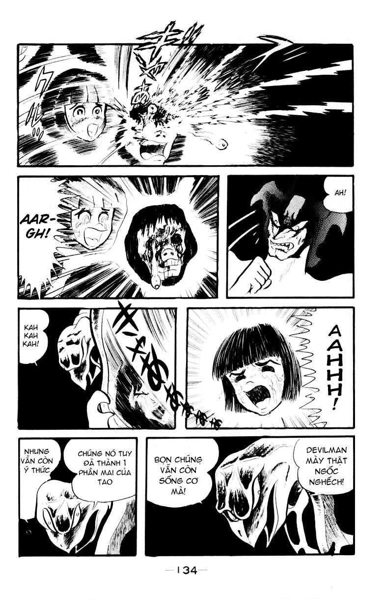 DevilMan chapter 13 trang 23
