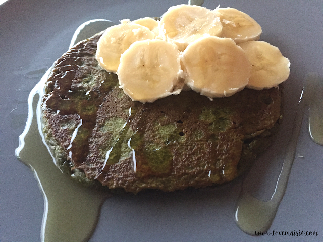 Matcha Green Tea Vegan Pancakes recipe | Love, Maisie | Indigo Herbs