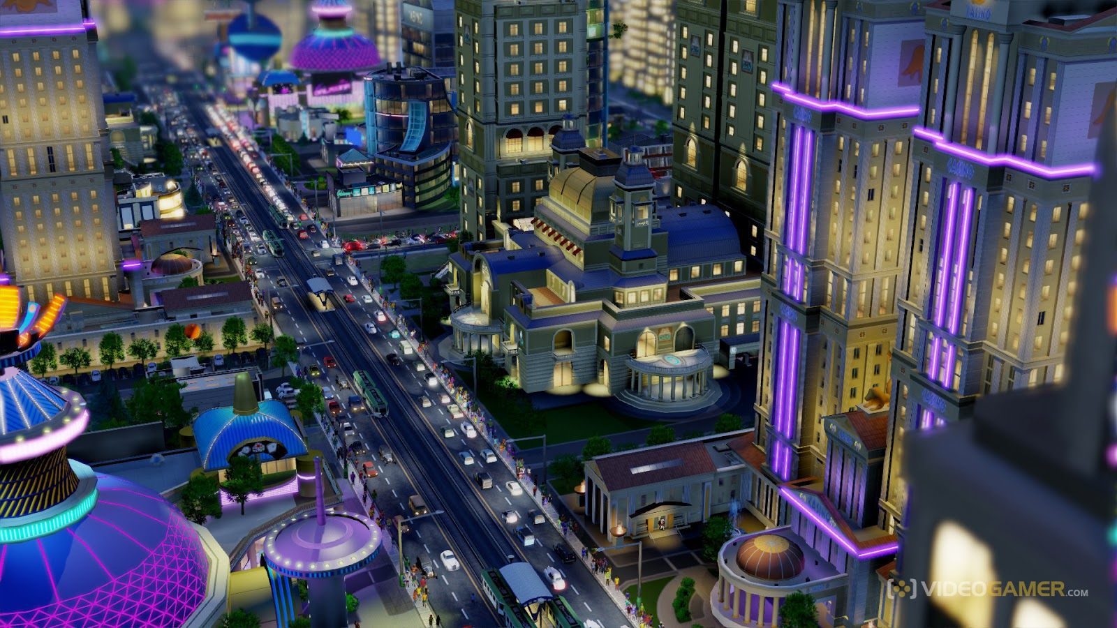 Review: SimCity [2013] (Win) - GameAxis  Simcity 2013