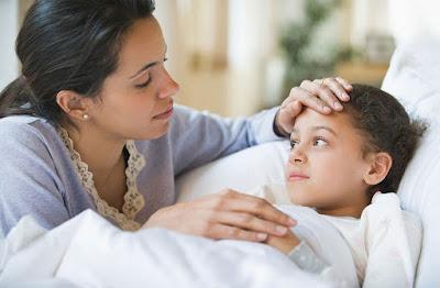 Cara Menjaga Kesehatan Anak Agar Tidak Mudah Sakit