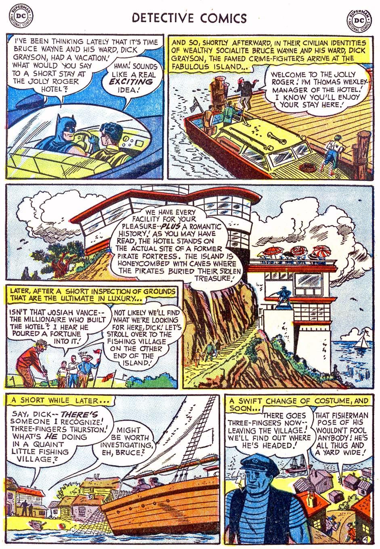 Detective Comics (1937) 202 Page 5