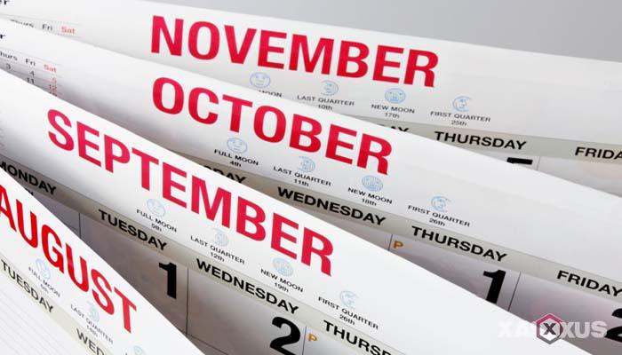 Fakta 2 - Janin 12 minggu menandakan sudah berusia 3 bulan