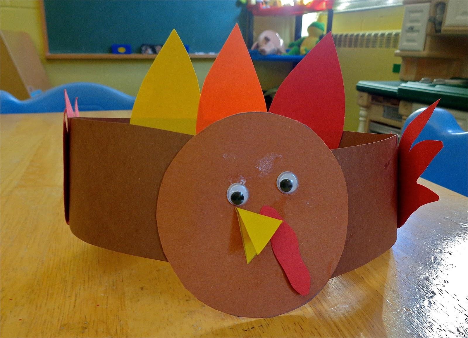 Terrific Preschool Years Thanksgiving