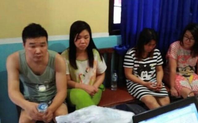 Tujuh Anggota Komplotan Hipnotis Jaringan China Dibekuk Polres Jembrana