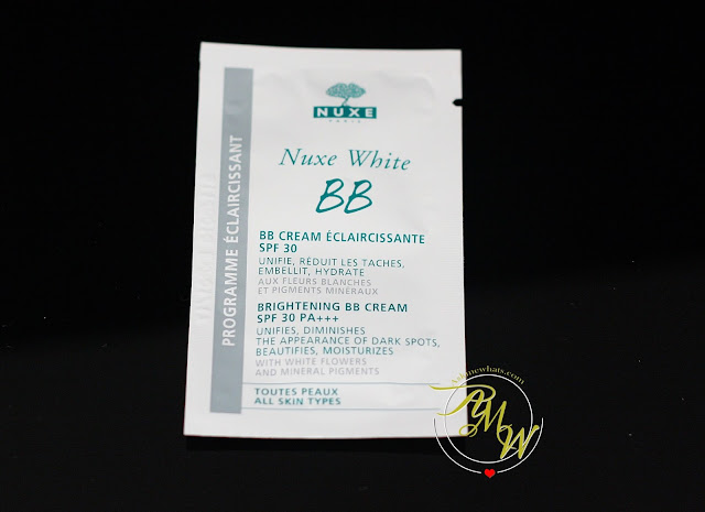 a photo of   Nuxe White BB Cream