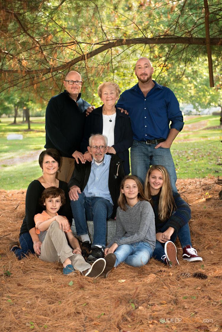 Ann Arbor Family Portrait Photography - SudeepStudio.com Ann Arbor Family Portrait Photographer