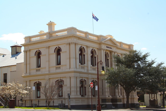 Maryborough Historic Buildings