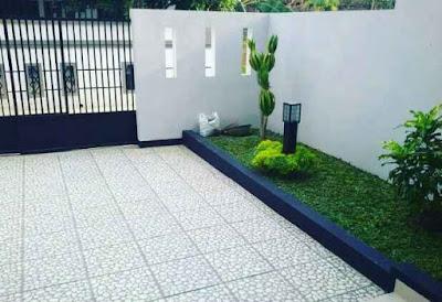 Desain TERBAIK Taman Belakang Rumah Minimalis M
