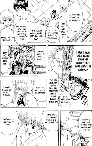 Gintama Chap 210 page 10 - Truyentranhaz.net