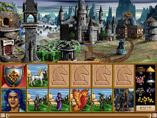 Heroes of Might and Magic GOG Classic PC Full