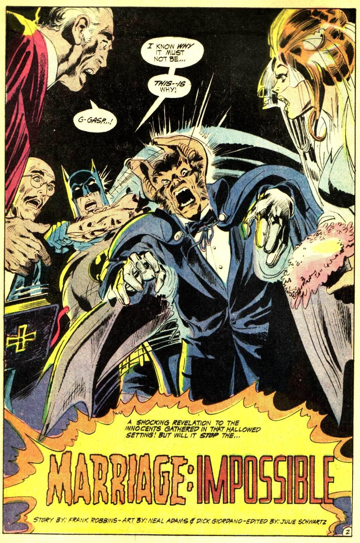 Detective Comics (1937) 407 Page 3