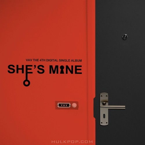 VAV – She`s Mine – Single