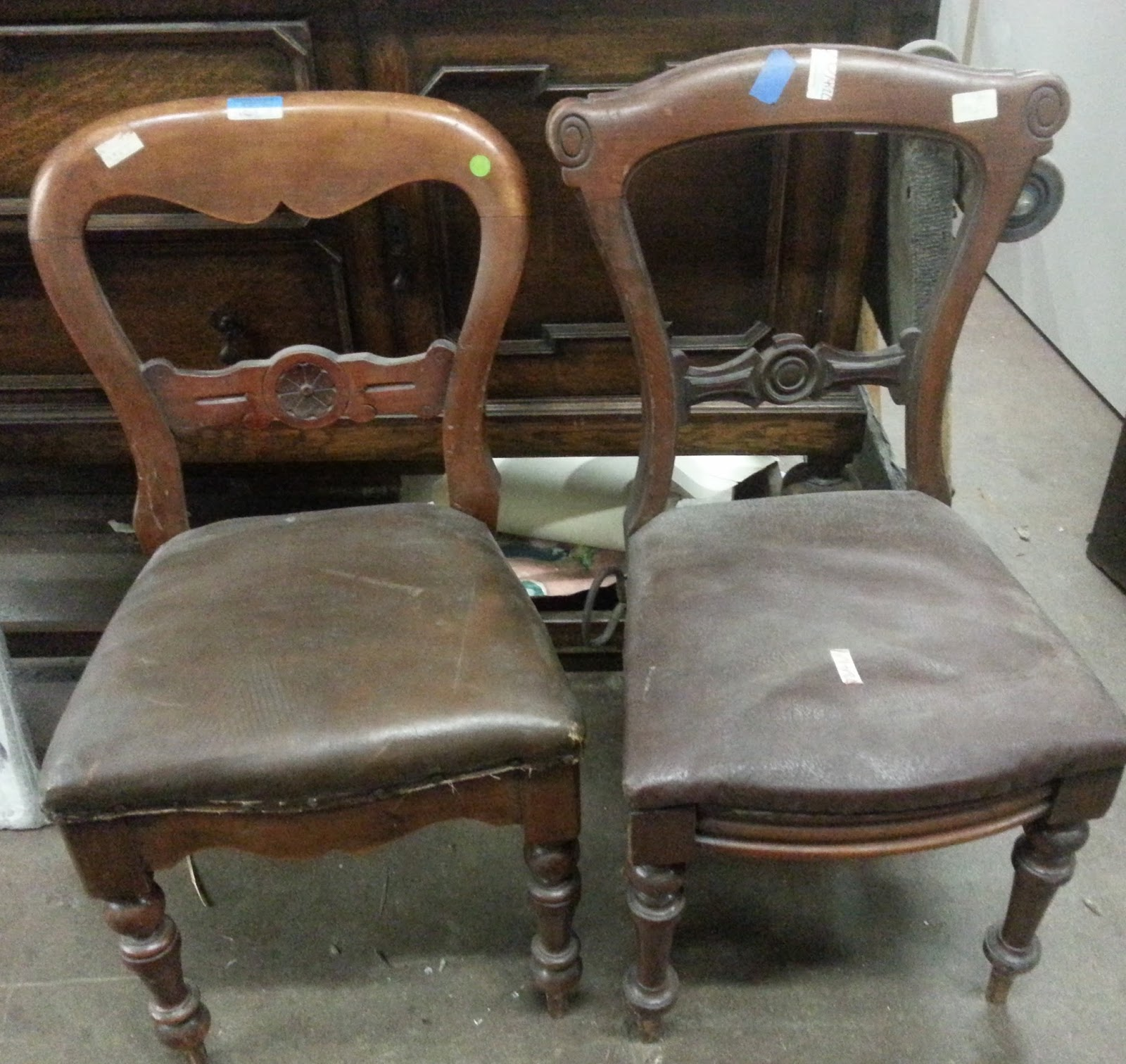 Beautiful Art: Incredible antique chairs, 100 years old ...