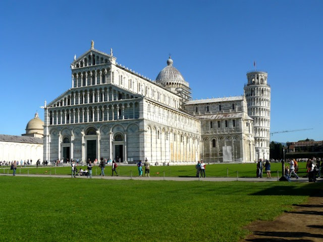 Visita de un día a Pisa catedral
