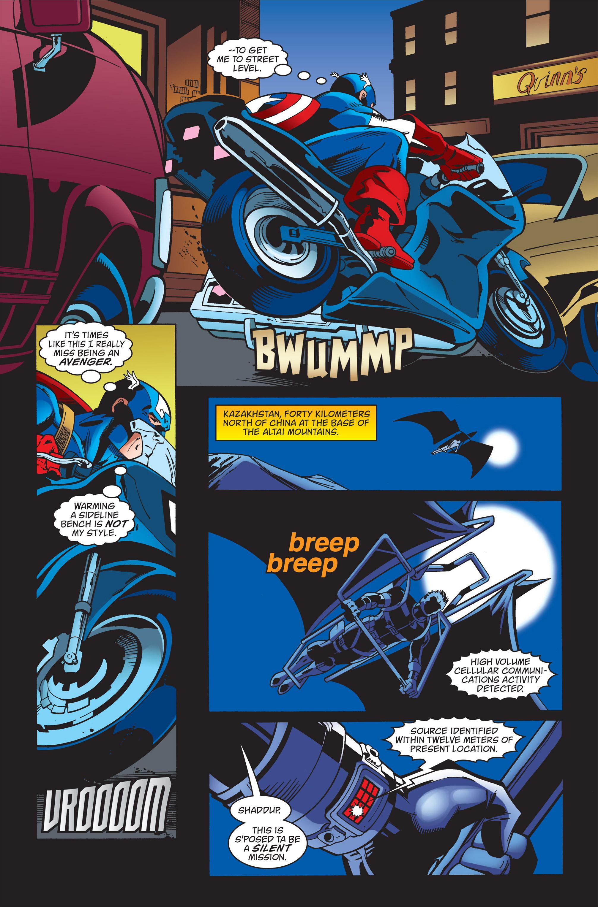 Captain America (1998) Issue #36 #43 - English 11