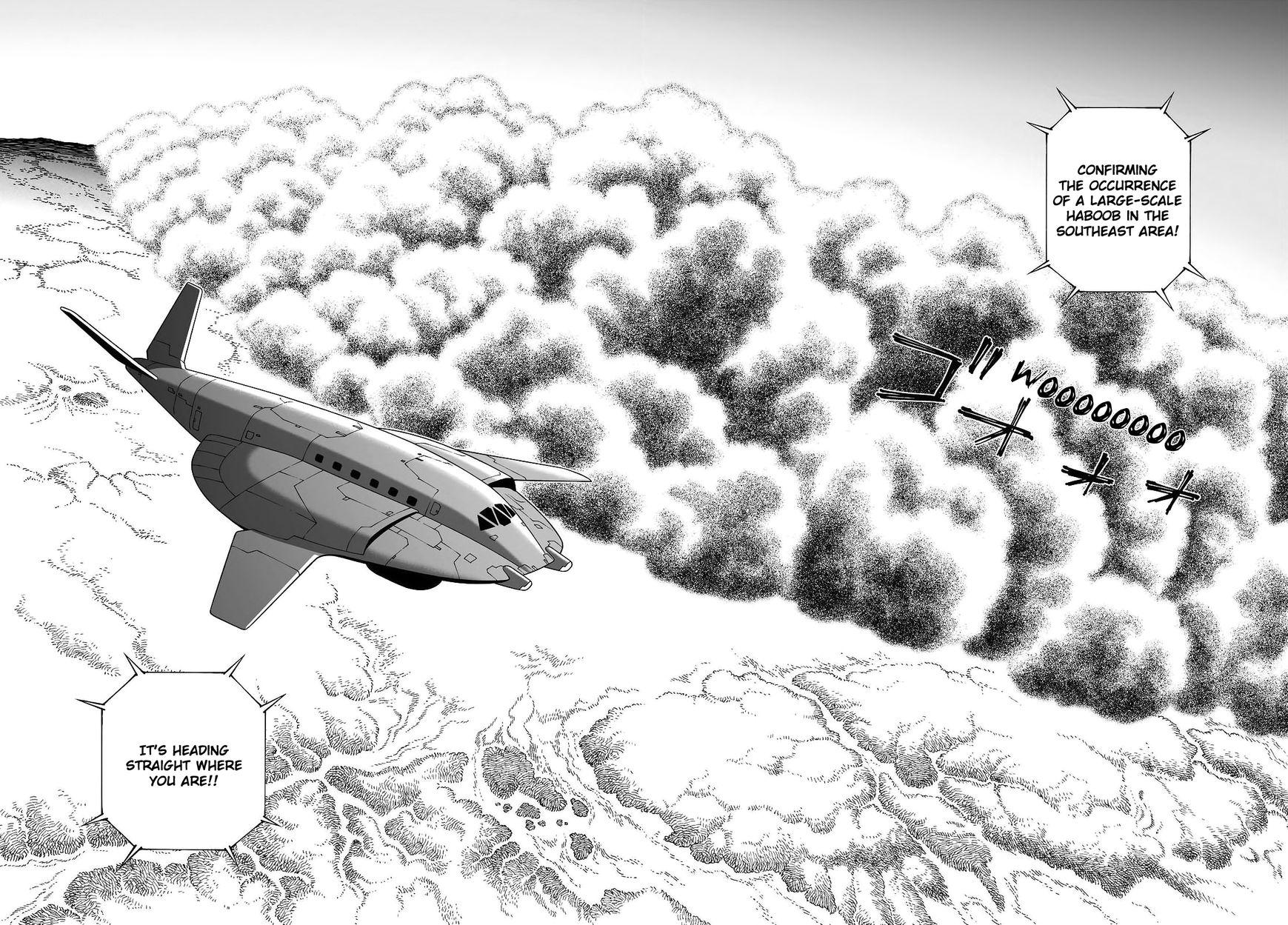Gunnm Mars Chronicle - Chapter 36