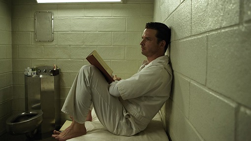 Aden Young en Rectify