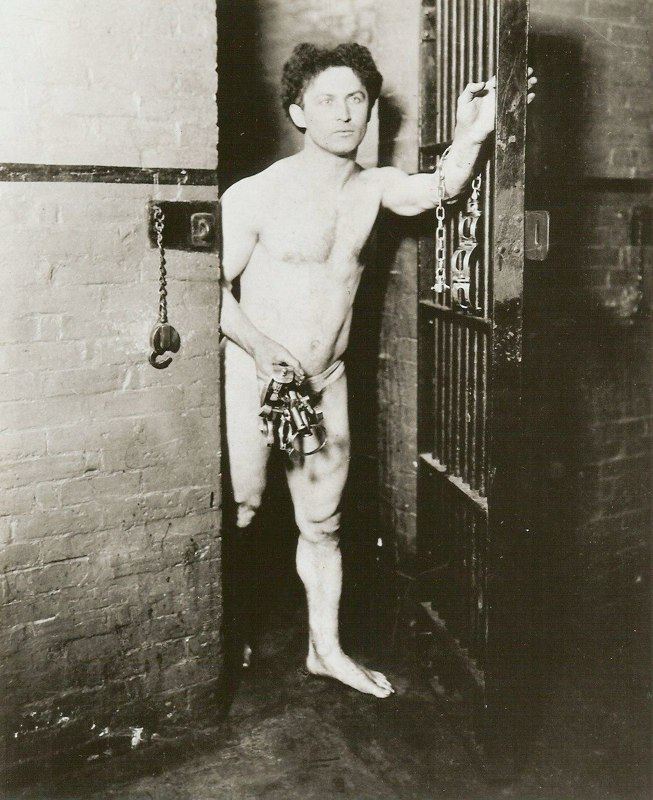 WILD ABOUT HARRY: Houdini's escape from Murderers Row