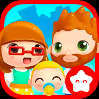 Sweet Home Stories – My Family Life Play House Mod Apk (Unlocked)