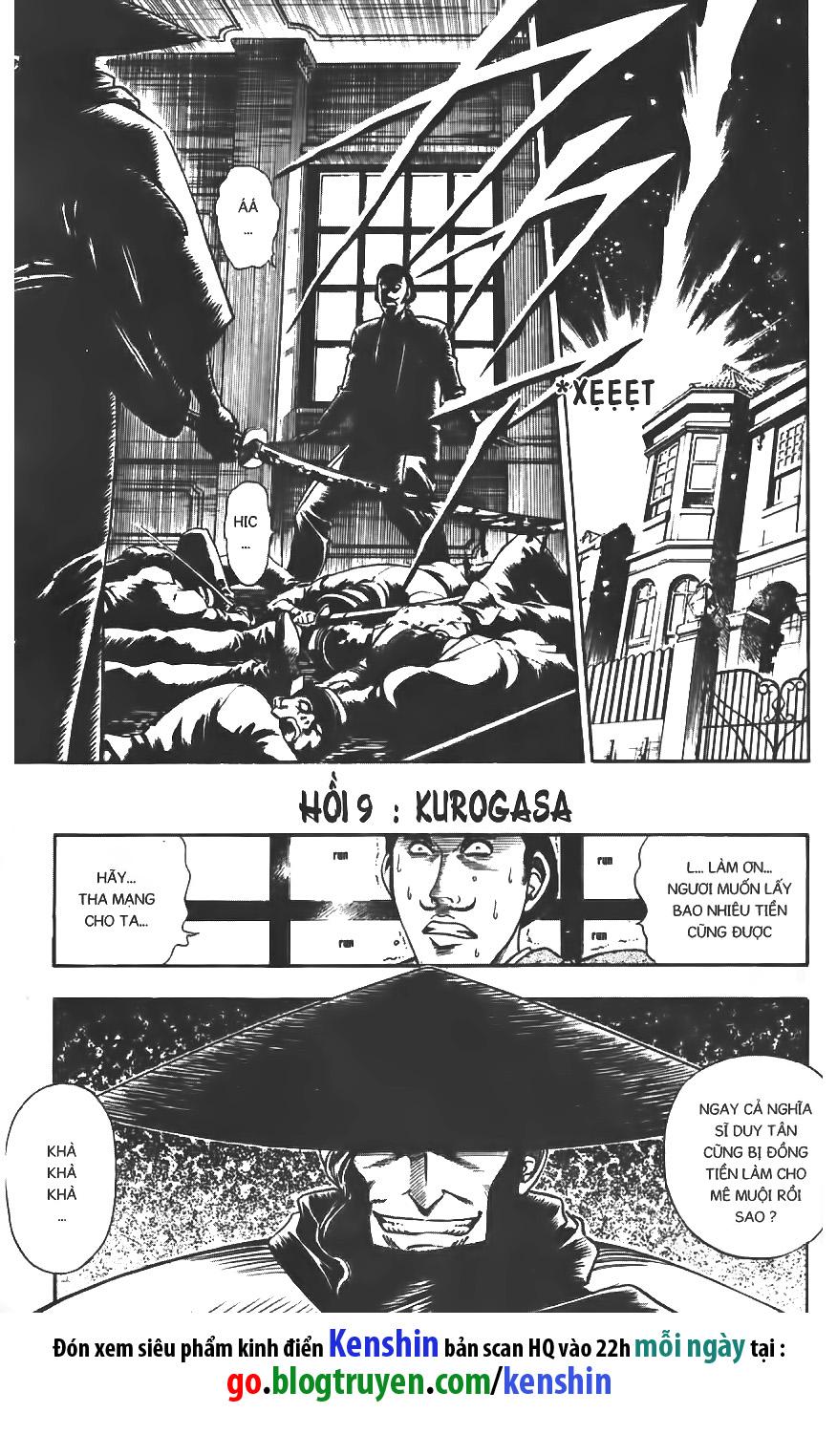 Rurouni Kenshin chap 9 trang 2