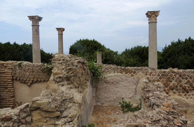 Ancient Tuscan villa on Gianuttri island reopens to public