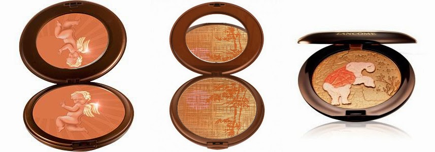 Lancome Limited edition bronzers
