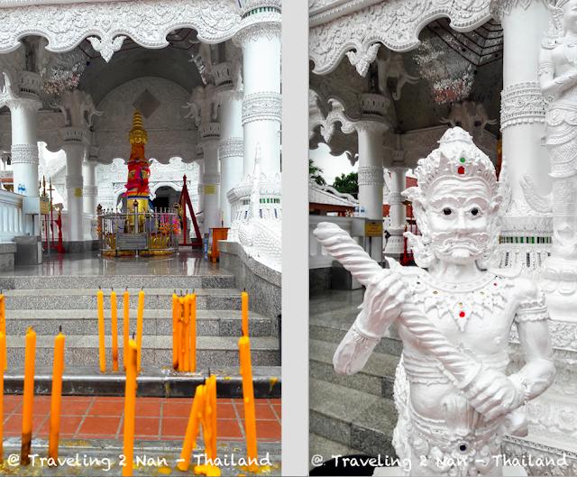 Wat Ming Muang in Nan, Thailand