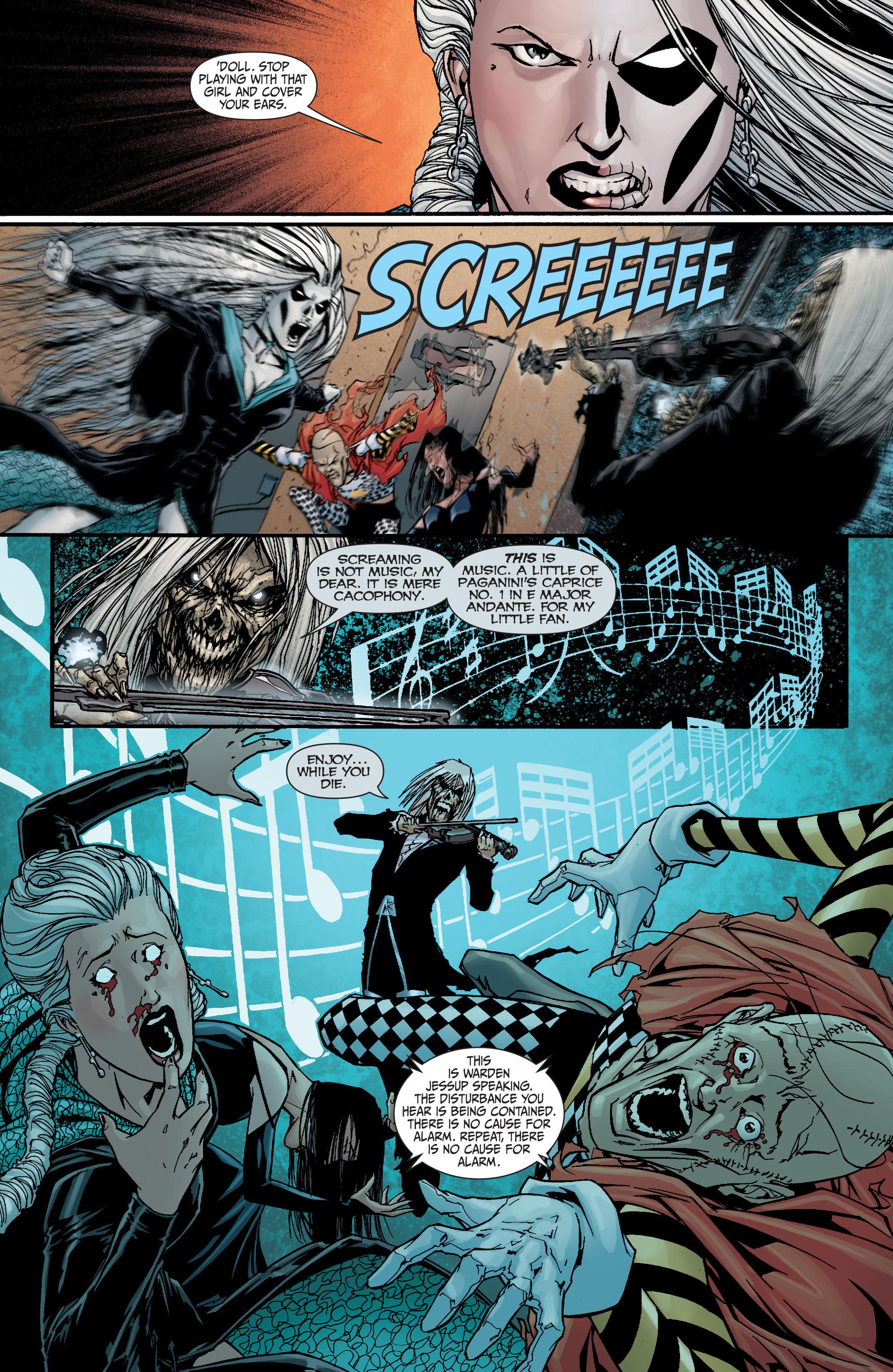 Read online Secret Six (2008) comic -  Issue #17 - 18