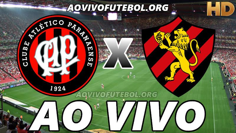Assistir Atlético Paranaense x Sport Ao Vivo HD