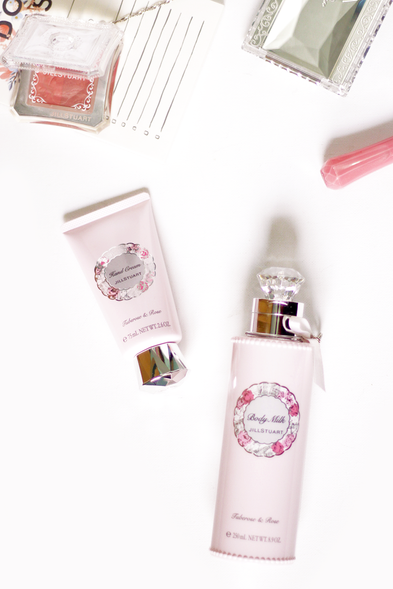 Jill Stuart Beauty Rose & Tuberose Body Milk