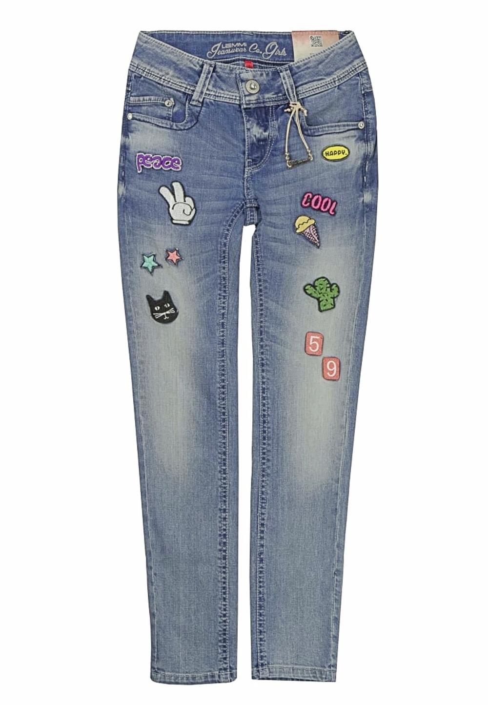 Skinny Fit Jeans von Lemmi