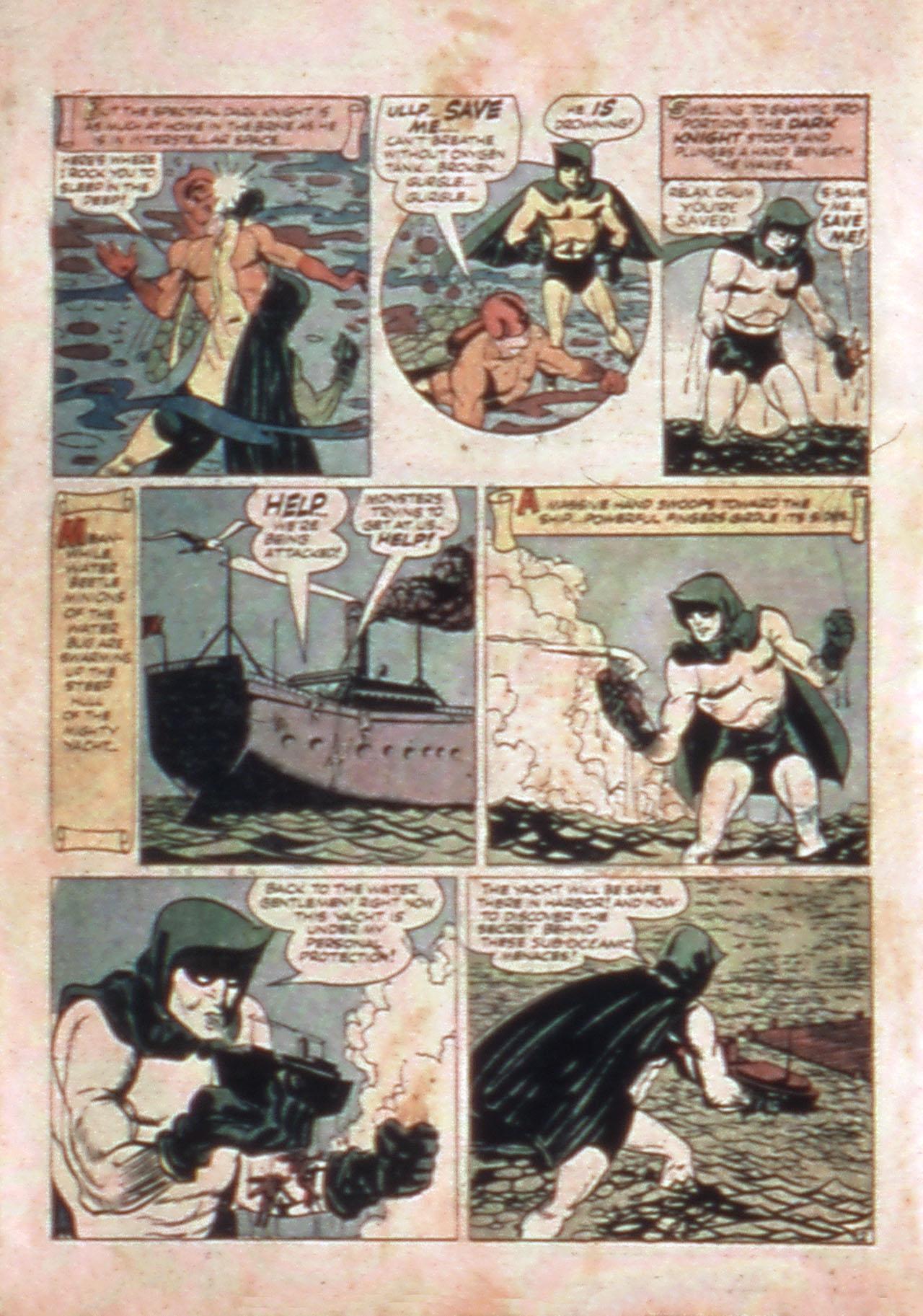 Read online All-Star Comics comic -  Issue #18 - 18