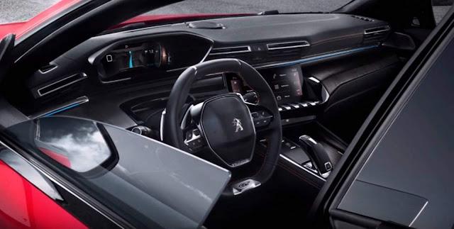 Novo Peugeot 508