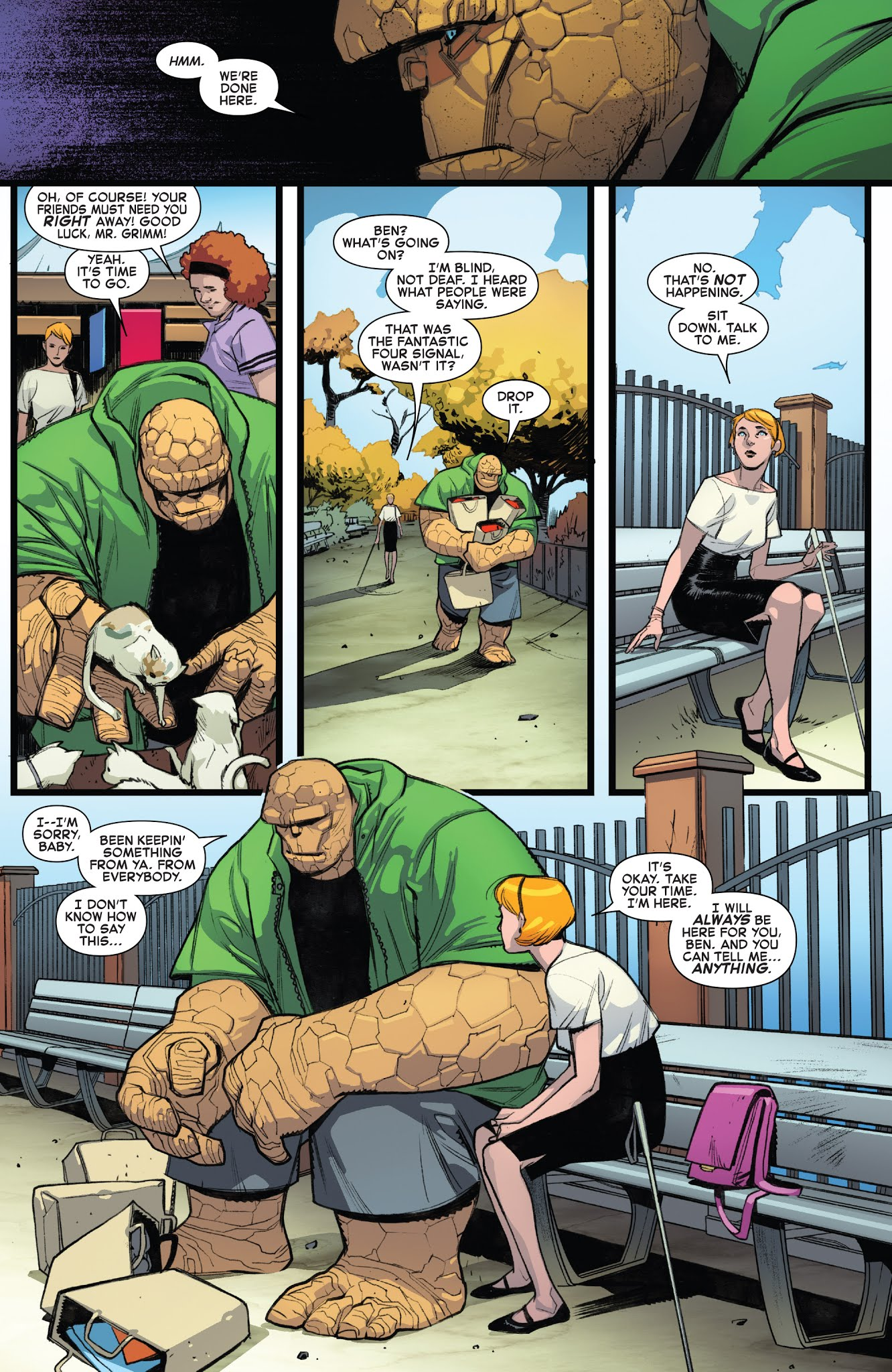 Fantastic Four (2018) #1 #16 - English 10