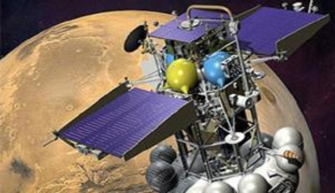 Satelit Mata-Mata Amerika Pantau Pergerakan Rudal Korut