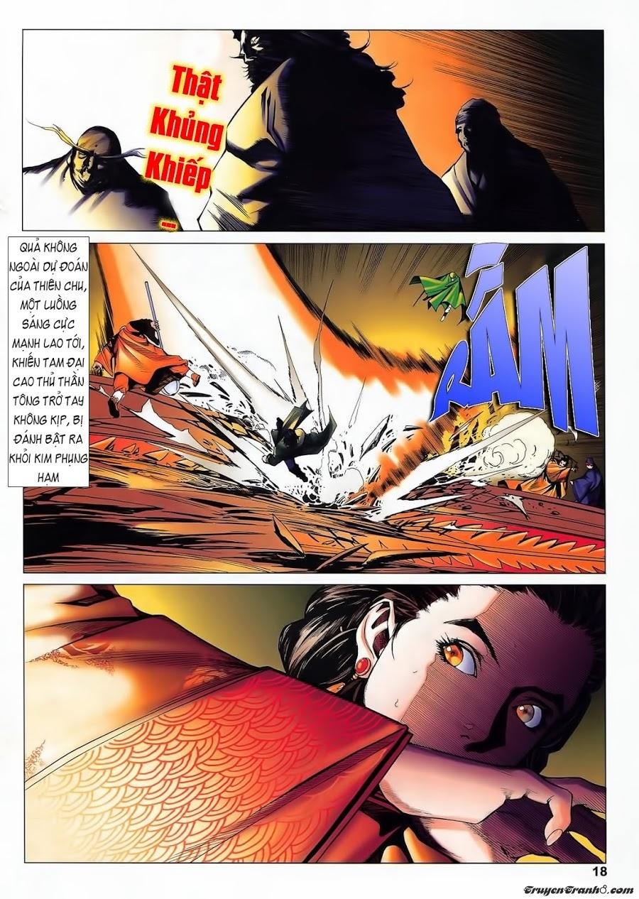 Lục Đạo Thiên Thư chap 21 - Trang 16
