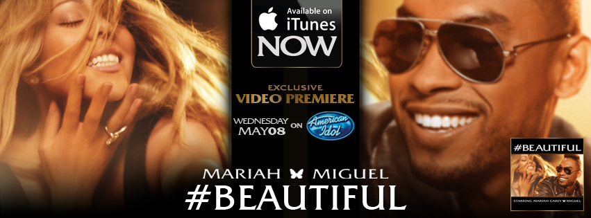 Cunaminati Mariah Carey Ft Miguel S Beautiful 1 Billboard R B Chart