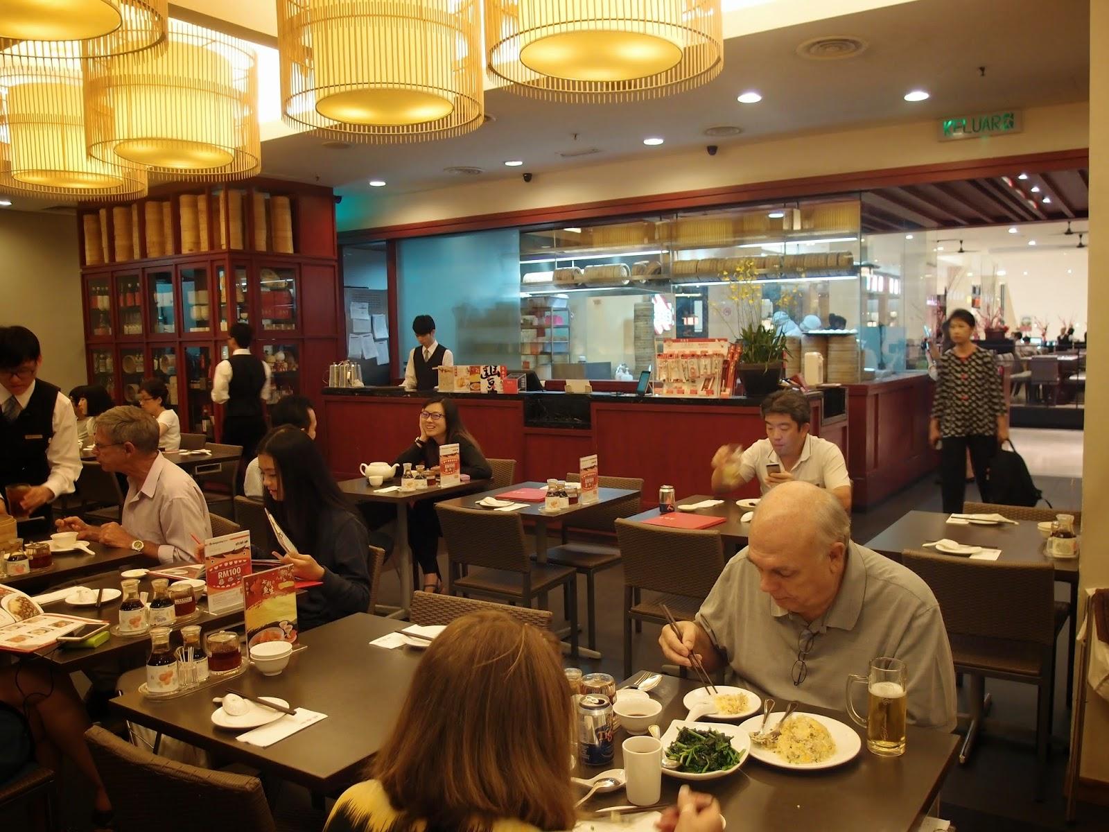 Best Chinese Food In Bukit Bintang