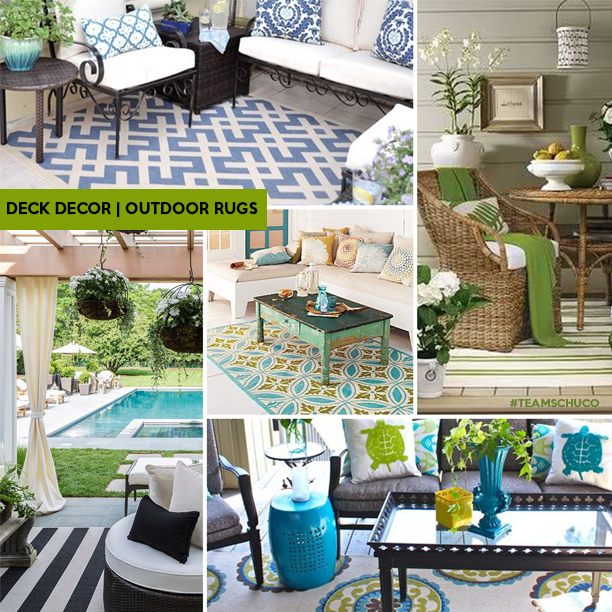 Why we love deck decor and you should too san diego for Patio accessories ideas