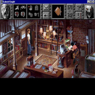 Jabriel Knight Sins of the Fathers PC Game Full Version