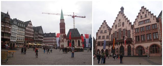 Onde ficar em Frankfurt - Römerberg